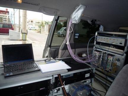 NTT DoComo station mobile