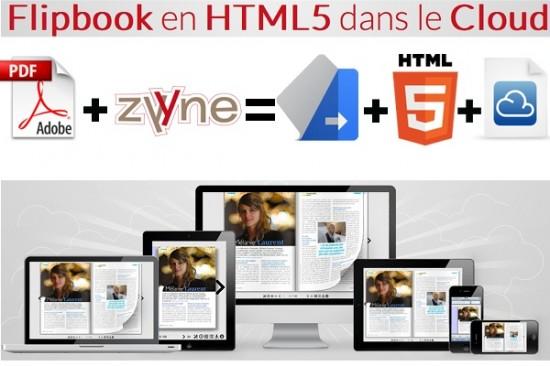 Flipbook html5