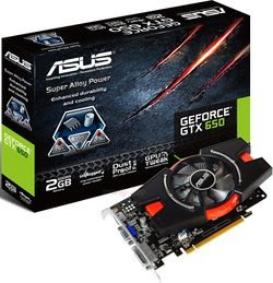 Asus GeForce GTX 650-E 2-GD5