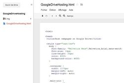 Google-Drive-hebergement-page-web