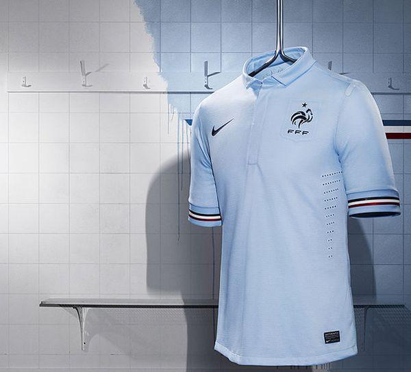 Maillot Equipe de France away 2013