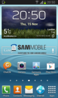 Samsung Galaxy Ace 2 Jelly Bean 1