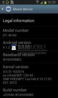 Samsung Galaxy Ace 2 Jelly Bean 2