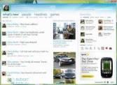 Windows Live Messenger 2011 screen1