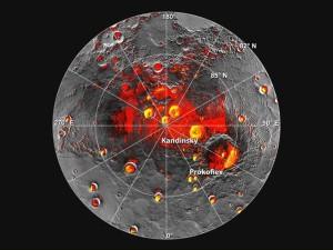 Un océan de lave à la surface de Mercure
